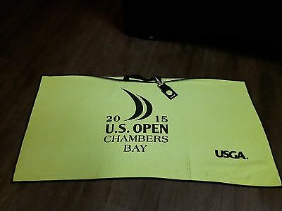 "2015 Us Open ""chambers Bay"" Towell"