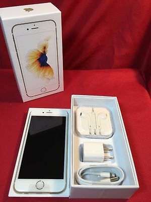 Apple iPhone 6S Plus Unlocked Grey Pink Silver Gold 128GB Smartphone Warranty HQ