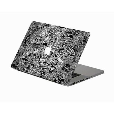 Cartoon Doodle Laptop Mac Decal Sticker Vinyl Skin for MacBook Air Pro Retina