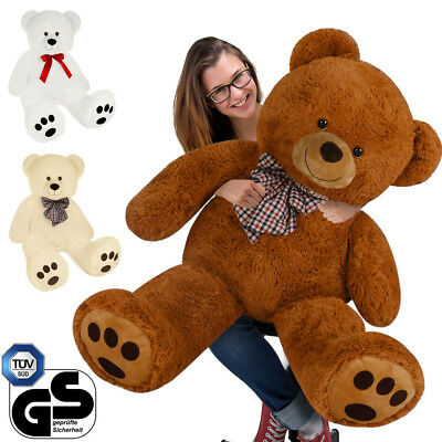 Large Teddy Bear Giant Huge Big Soft Plush Kids Girlfirend Valentines  Toy