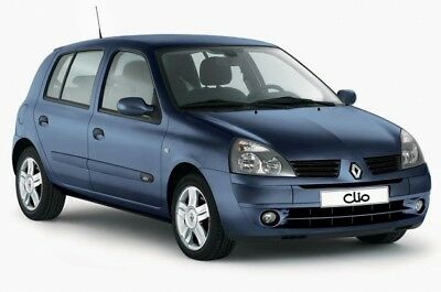 MANUALE OFFICINA RENAULT CLIO II SERIE my 98 - 12 WORKSHOP MANUAL mail