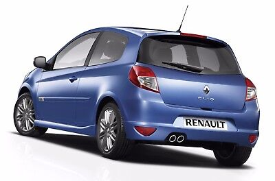 MANUALE OFFICINA RENAULT CLIO III SERIE  my 2005-2013 WORKSHOP MANUAL mail