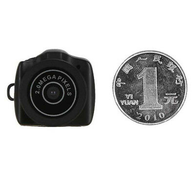 Mini Smallest Camera Camcorder Recorder High pixel Video DVR Spy Hidden Pinhole