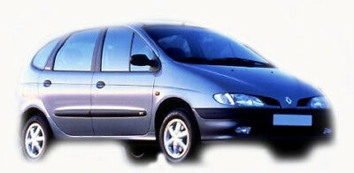 MANUALE OFFICINA RENAULT  MEGANE SCENIC my 1995-1997 WORKSHOP MANUAL mail