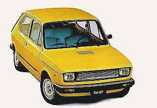 MANUALE OFFICINA FIAT 127 1049cc MY 1971 - 1987 WORKSHOP MANUAL EMAIL