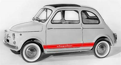 Manuale Officina Fiat 500 479Cc 499Cc 594Cc My 1957 - 1973 Workshop Manual Email