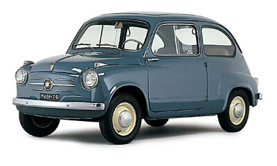 Manuale Officina Fiat 600 D My 1955 - 1969 Workshop Manual Service Email