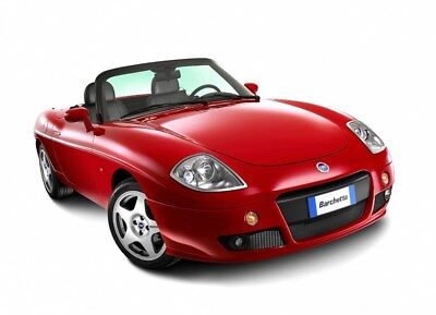 Manuale Officina Fiat Barchetta My 1994 - 2005 Workshop Manual Service Email