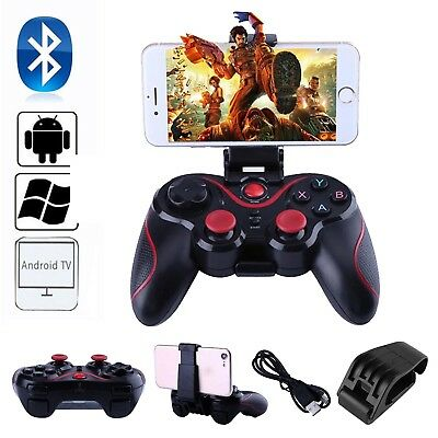 Wireless Bluetooth Gamepad Gaming Controller Joypad For PC PS3 XBox 360 Android