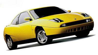 Manuale Officina Fiat Coupe' My 1994 - 2000 Workshop Manual Service Email