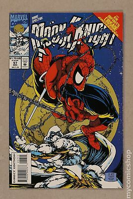 Marc Spector Moon Knight (1989) #57 VF 8.0