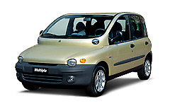 Manuale Officina Fiat Multipla My 1998 - 2003 Workshop Manual Service Email