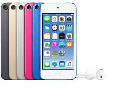 Brand New Sealed Apple iPod Touch 64GB Latest Model 6th Generation A8 8MP Camera