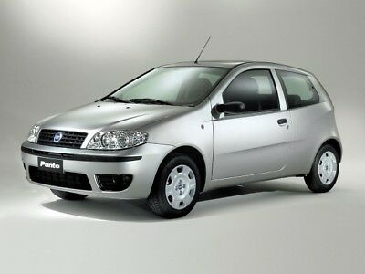 Manuale Officina Fiat Punto 2 Serie My 1999 - 2010 Workshop Software Email