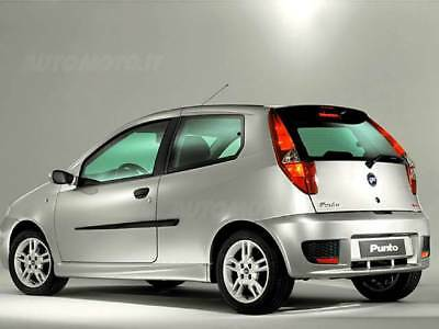 Manuale Officina Fiat Punto Terza Serie My 2003 - 2011 Workshop Manual Email