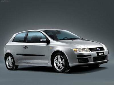 Manuale Officina Fiat Stilo My 2001 - 2010 Workshop Manual Service E-Learn Email