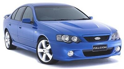 MANUALE OFFICINA FORD FALCON my 2003 - 2005 WORKSHOP MANUAL SERVICE EMAIL
