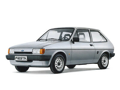 Manuale Officina Ford Fiesta My 1985 Workshop Manual Service Email