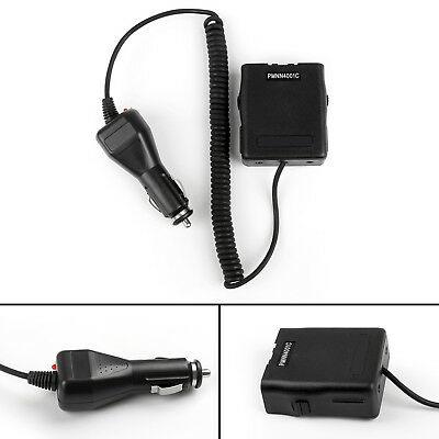 1x Car Charger Battery Eliminator Adapter For Motorola GP68 GP63 GP688 Radio