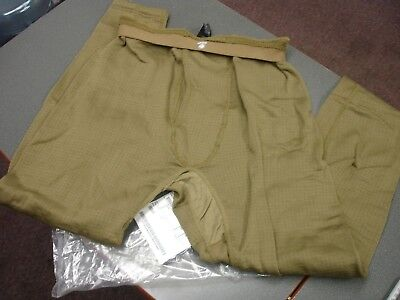 New Usgi Sof Special Forces Halys Level 2 Grid Fleece Pants Large Sekri Inc