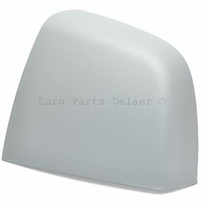 Fiat Doblo 10-14 Passenger side Mirror Cover Replacement Left Primed Wing cap