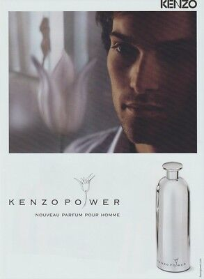Publicité 50 Advertising Papier Paper 1 Flower Kenzo Eur By ulFc5JK1T3