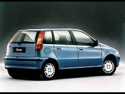 Manuale Officina Fiat Punto I Serie My 1993 - 1999 Workshop Manual Email