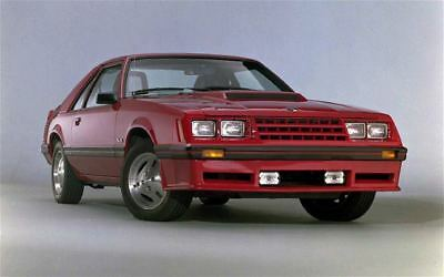 Manuale Officina Ford Mustang Capri My 1979 - 1992 Workshop Manual Service Email