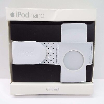 Genuine Apple Ipod Nano Armband Gray Ma663G/a Exercise Running Strap Band (D300)