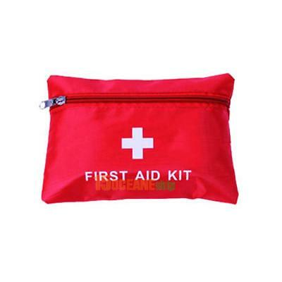 35pcs Outdoor Portable Mini Emergency Bag First Aid Medical Storage Travel Pouch