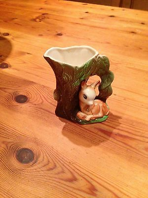 Withernsea Eastgate Pottery Fauna 10cms jug