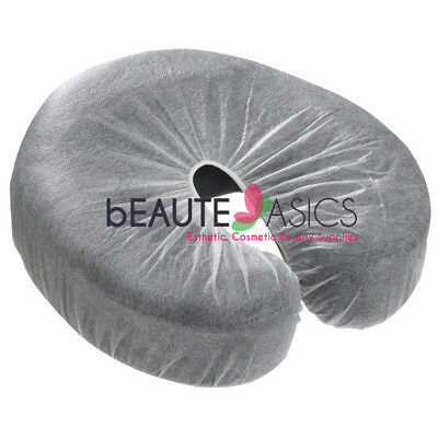 200 Pcs Disposable Fitted Massage Face Rest Cradle Covers!  - BD1213 x2