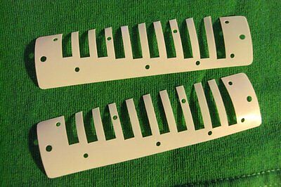 Harmonica Gaskets for Seydel 1847 Silver & 1847 Noble Free Shipping!