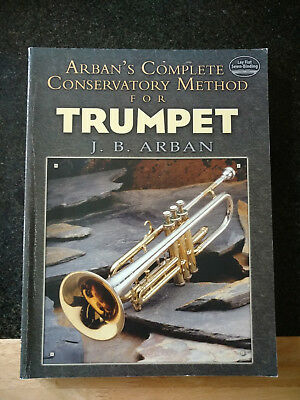 Arban's Complete Conservatory Method for Trumpet - Dover Edition