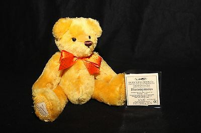 Dean's Collector's Club Limited Edition Bear; 2006 Hieronymous