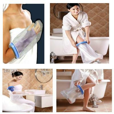 Waterproof Cast and Bandage Protector Adult's Leg Arm Cover for Shower Swim