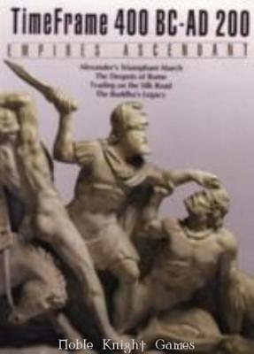Time-Life Historical Book 400 BC - AD 200 - Empires Ascendant HC NM