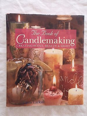 The Book of Candlemaking, Chris Larkin