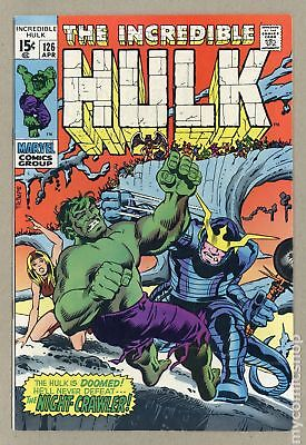 Incredible Hulk (1962-1999 1st Series) #126 FN 6.0