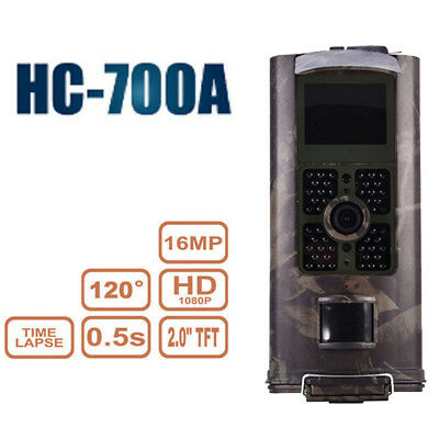 HC 700A Outdoor Hunting Trail Camera Wildlife Scouting Camera Night Vision