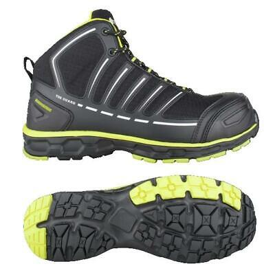 Toe Guard Jumper Hiker Safety Boots, Composite, Lightweight by Snickers SALE