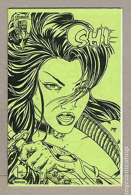 Shi The Way of the Warrior (1994) Ashcan #2GREEN NM 9.4