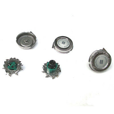 3 PCS Shaver Heads cutters for Philips Norelco SensoTouch RQ11 RQ1160 RQ1180 New
