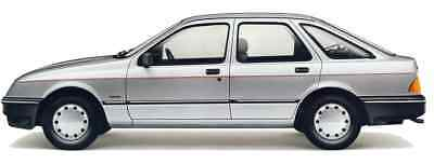 Manuale Officina Ford Sierra My 1982 - 1993 Workshop Manual Service Email