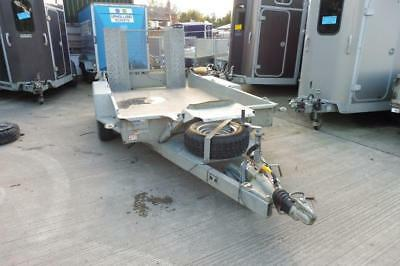 Used Ifor Williams GH1054BT Twin Axle Plant Trailer