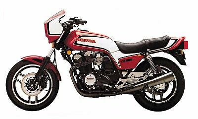 Manuale Officina Honda Cb 750  Cb 900 My '78 - '84 Workshop Manual Service Email