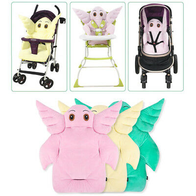 Newborn Baby Car Seat Stroller Cushion Pad Liner Mat Head Body Support Pillow TY