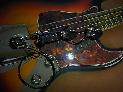 jazz j bass pre wired bass guitar wiring harness