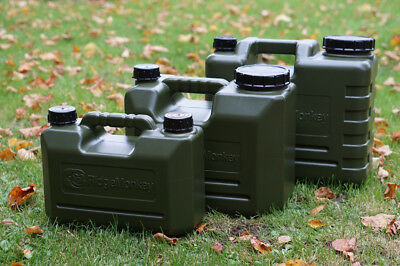 RidgeMonkey Heavy Duty Water Carrier Jerry Can Camping Carp Fishing Free Postage