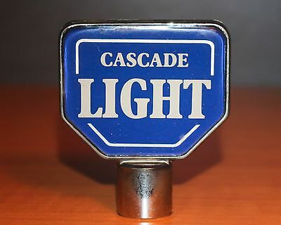 Vintage Cascade Light Beer Tap Top